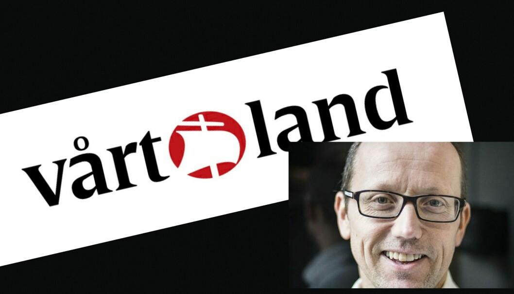 Vårt Land gikk bra i 2015, men må kutte framover, sier styreleder Per Magne Tveiten.