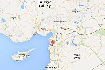 Journalister såret av artilleri ved Syrias grense til Tyrkia