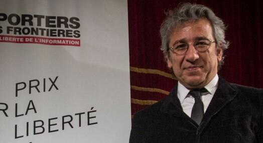Tyrkisk redaktør vil forlate landet etter løslatelse