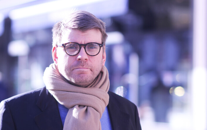 Sigvald Sveinbjørnson, ansvarlig redaktør i BA.