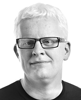 Dag Idar Tryggestad. Foto: Jan M. Lillebø