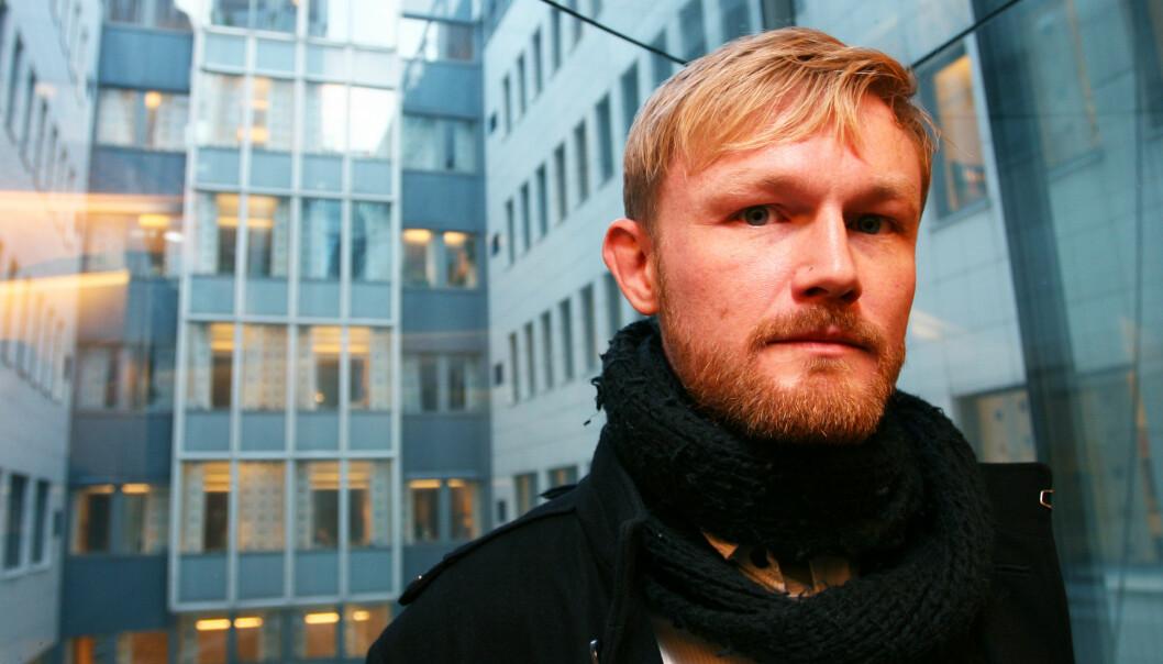 OJ-leder Baard Zakariassen. Foto: Martin Huseby Jensen