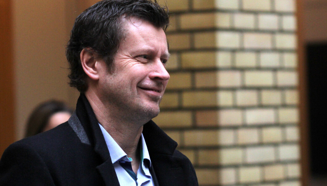Trygve Rønningen. Foto: Glenn Slydal Johansen