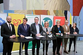 Stortinget vil utrede medieskatt for å finansiere NRK