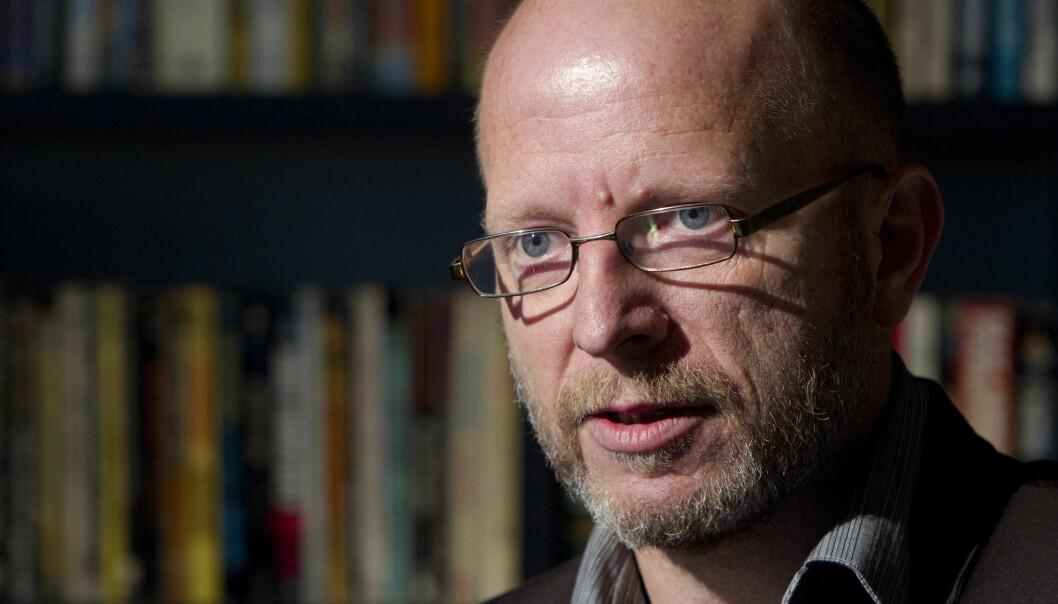 Lydopptakene av Geir Selvik Malthe-Sørenssen og hans falske kilde i Treholt-saken har fått Spesialenheten til å åpne etterforskning. Foto: Terje Bendiksby/NTB Scanpix