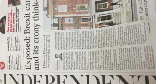 Lebedev vurderer å legge ned The Independent
