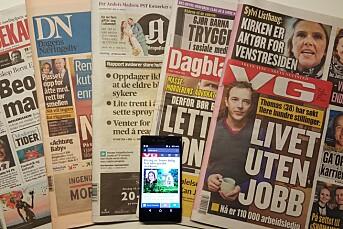- Norske medier har tapt slaget mot gigantene og bør nå samarbeide