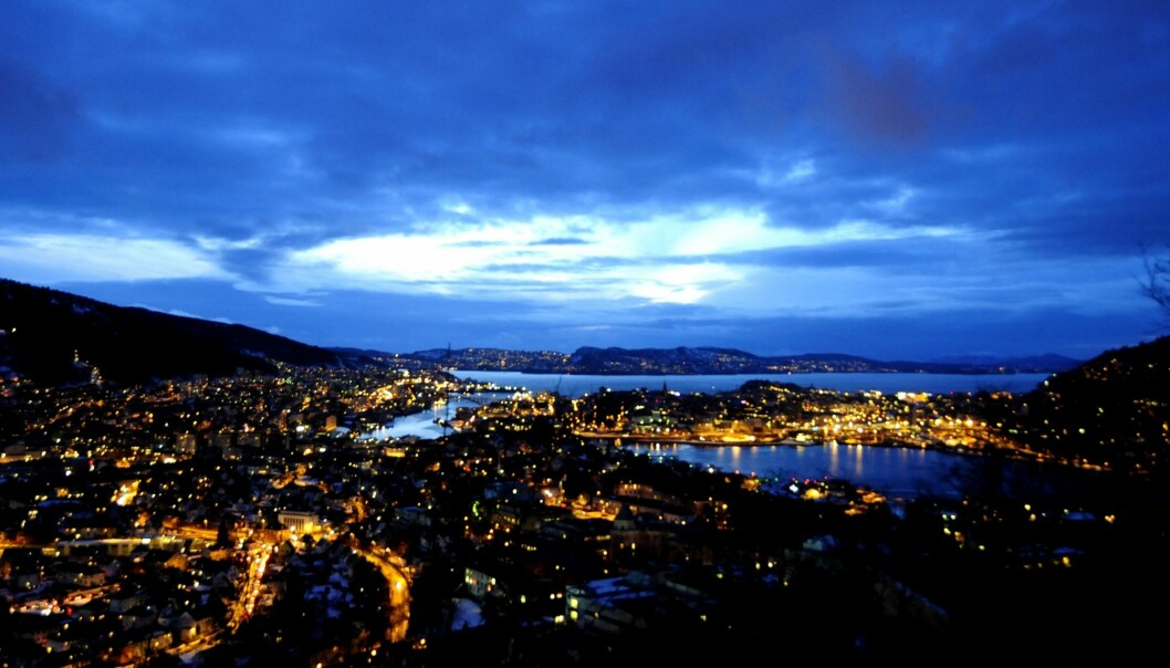 Bergen. Foto: Kamil Porembiński/Flickr.com