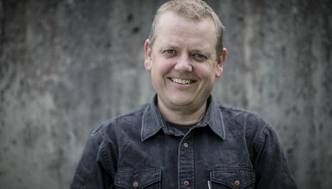 Rune Nilson. Foto: NRK