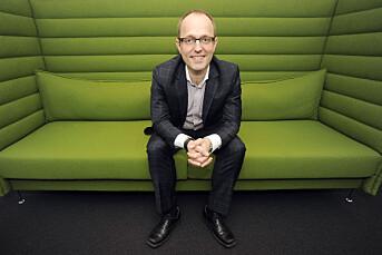Mads Yngve Storvik blir ny NTB-sjef