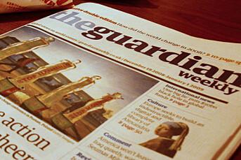 Guardian-eier sikter mot nullresultat neste år