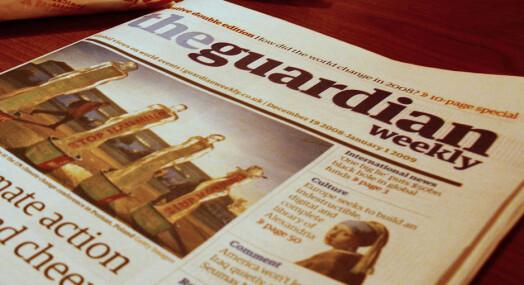 The Guardian skal kutte 336 millioner kroner årlig