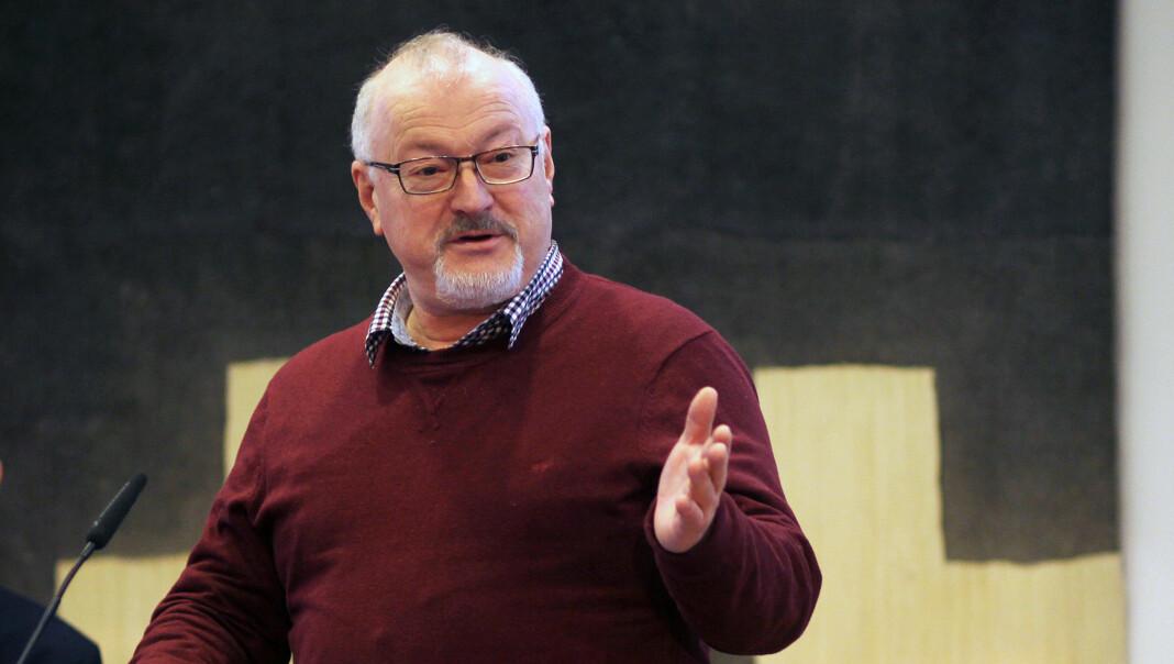 Etter nesten 25 år som generalsekretær i LLA, ønsker Rune Hetland nå avløsning. Arkivfoto: Glenn Slydal Johansen