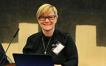 Mona Solbakk. Foto: Glenn Slydal Johansen