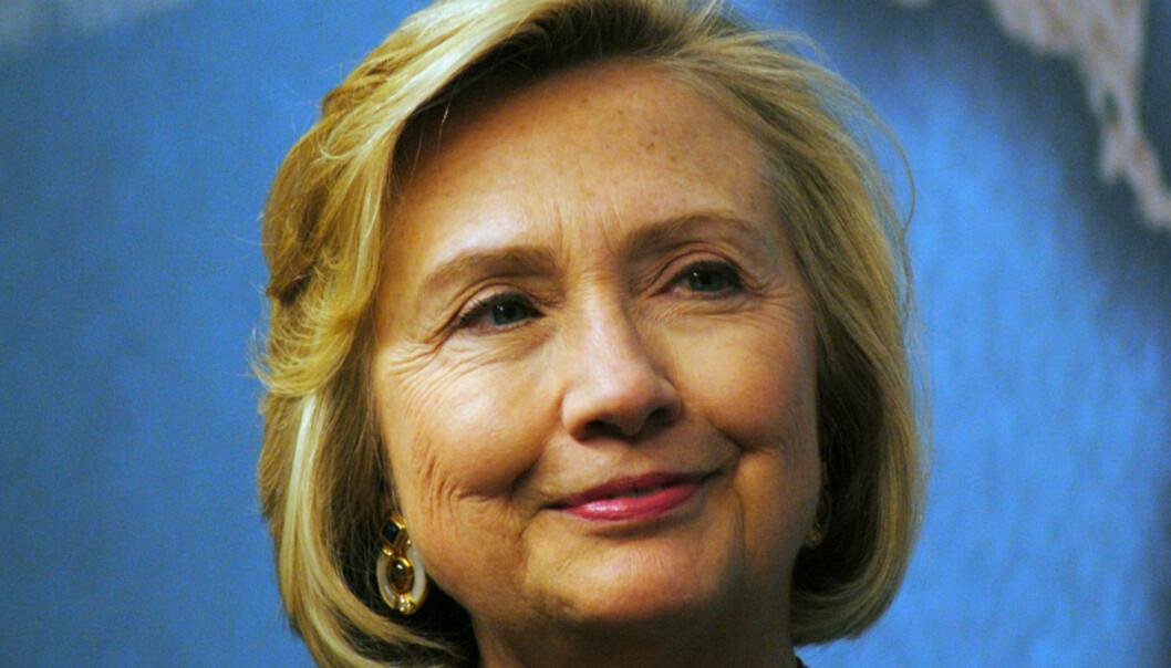 Foreign Policy viser støtte til Hillary Clinton.