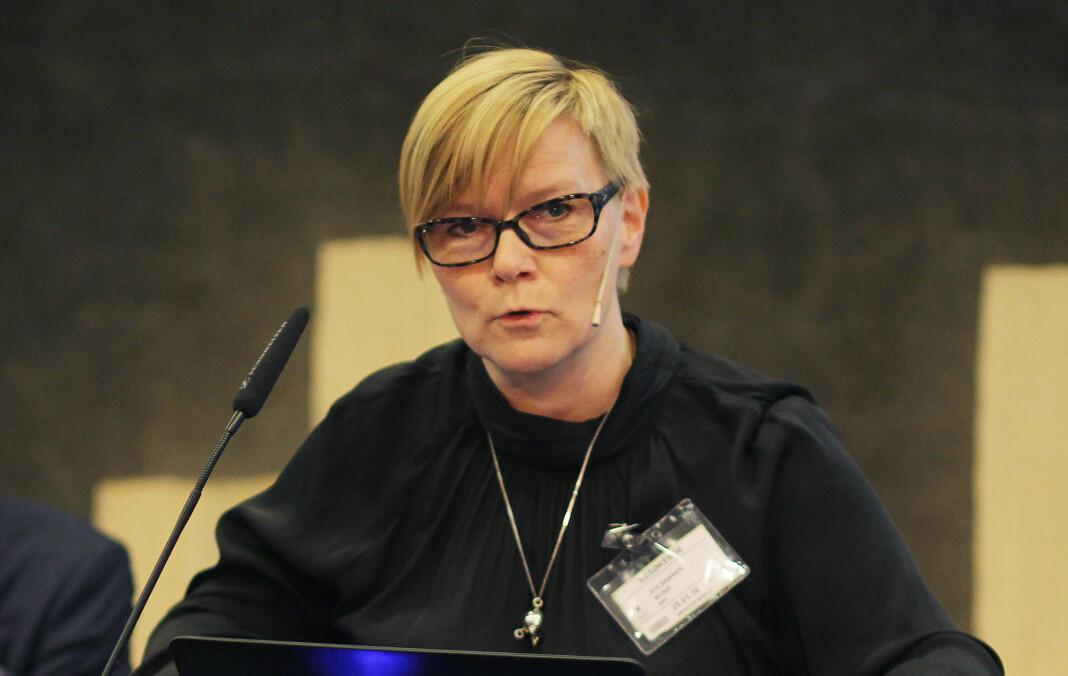 Direktør Mona Solbakk har vært direktør for NRK Sápmi siden 2015.