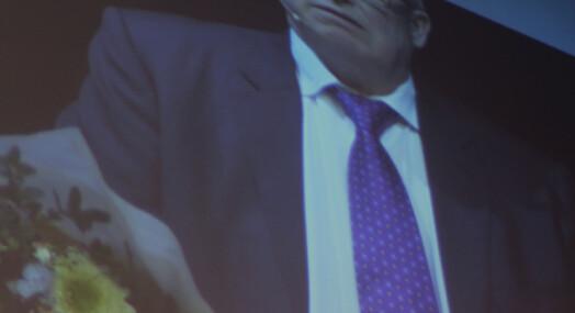 Journalisten ba om metode=rapporter – Skups juryleder vil jobbe i fred