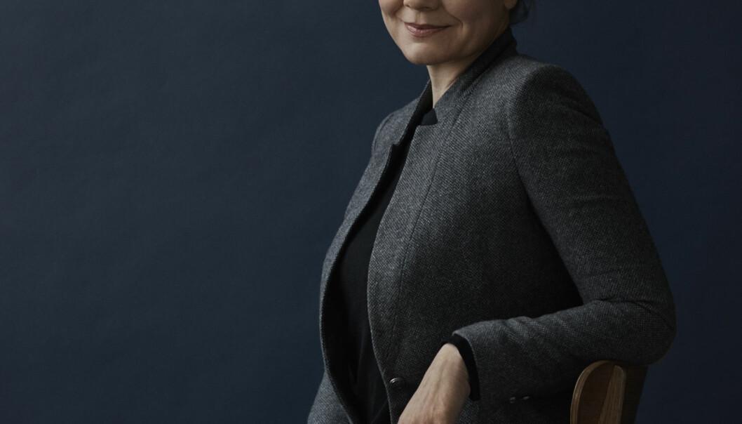 Lena Lindgren skifter redaktørtittel i Morgenbladet. Foto: Lasse Fløde/Morgenbladet