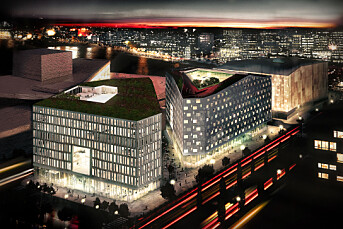 TV 2 flytter Oslo-kontoret til Bjørvika
