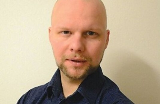 Espen Bless Stenberg er ny sjefredaktør i Bodø Nu