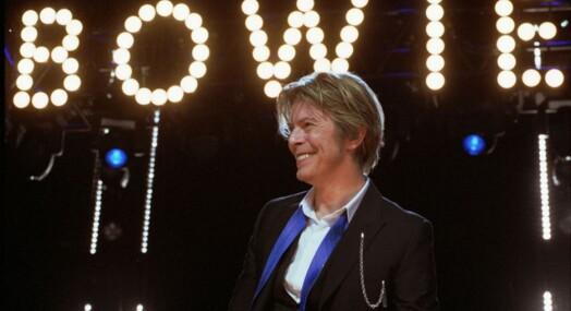 Ble det for mye David Bowie i VG?