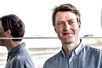 Andreas Heen Carlsen (36) ny redaktør i Dinside.no