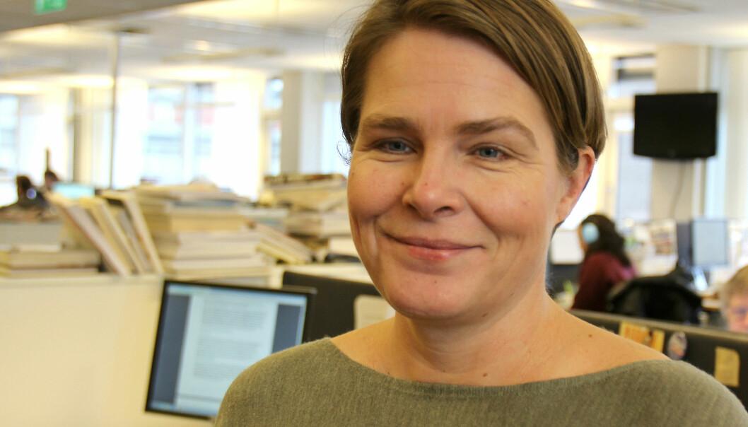 Hege Ulstein har fra innvandrings- og integreringsminister Sylvi Listhaug fått høre at hun driver «tullprat» og «tåkeprat». Foto: Helge Øgrim