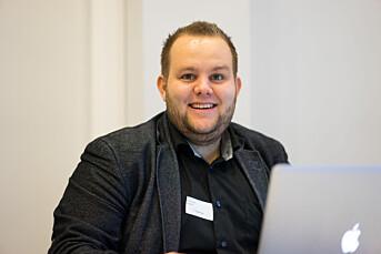 Gard L. Michalsen blir ansvarlig redaktør og direktør i E24