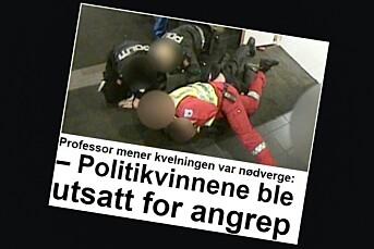 NRK publiserte video av dødsfallet på Oslo legevakt