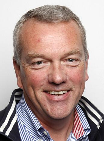 Øyvind Næss, stabssjef i VG.