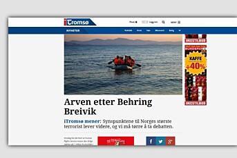 Human Rights Service reagerer på Breivik-sammenligning