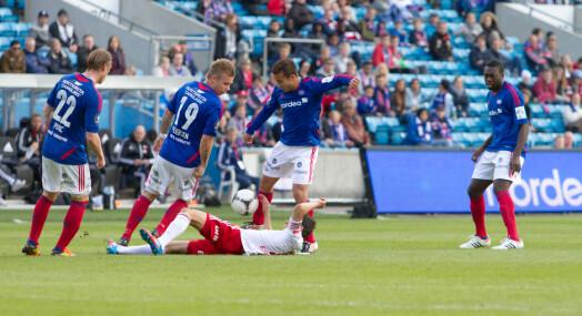 Innbringende tv-avtale for fotballagent Rune Hauge