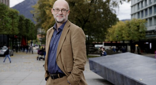 Anders Bjartnes er mannen bak årets nyord: Det grønne skiftet