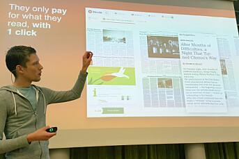 Blendle vil erobre verden med sin ett-klikks iTunes-modell for aviser og magasiner