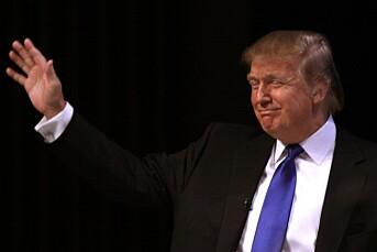 Trump nekter for å ha gjort narr av handikappet journalist
