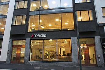 Amedia for små for eget hus