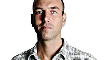 Erik Tornes, debattredaktør i Aftenposten. Foto: Aftenposten
