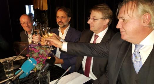 Rolfsen vant frem - Høyesterett opphevet PSTs beslag