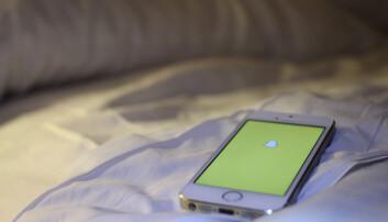 NRK brukte private nakenbilder til å advare mot nakenhet på Snapchat