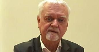 Rune Ottosen, professor emeritus ved Oslomet. Foto: Vivian Stensrud