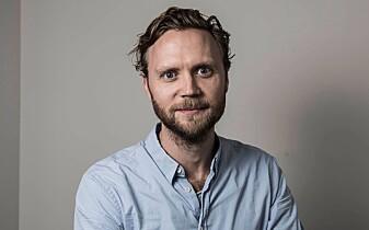 Politisk redaktør Geir Ramnefjell i Dagbladet.
