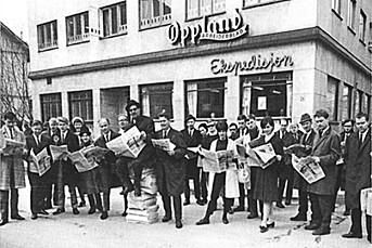 Journalist=utdanningen i Oslo feirer 50 år