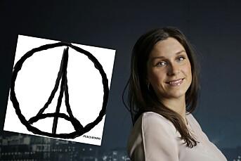 Beirut: 420 norske medieoppslag. Paris: 6.400