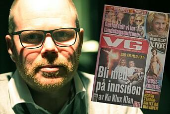 VG droppet Paris-terror i papirutgaven