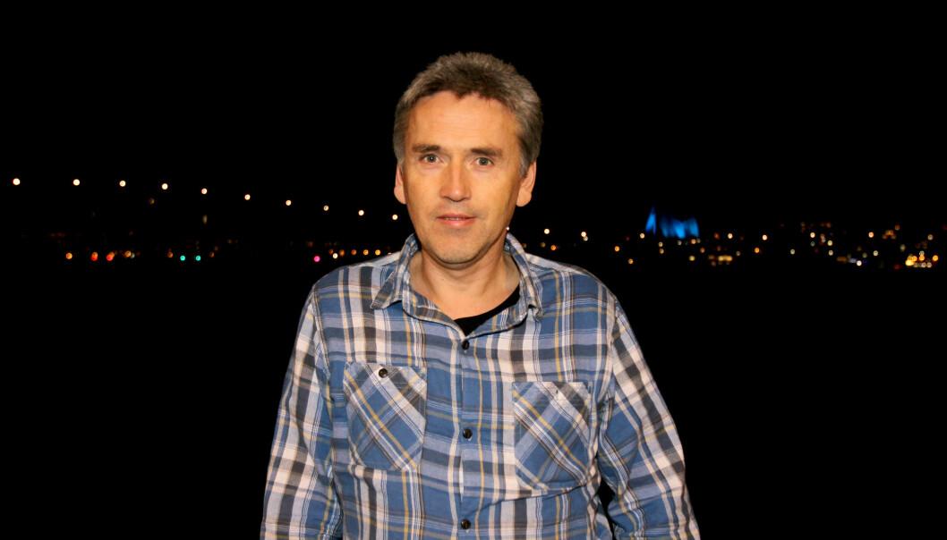 Thomas Nilsen. Foto: Glenn Slydal Johansen