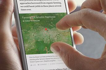 Norske medier holder tommel opp for Facebooks nyskapning, men svenskene har et lite forsprang