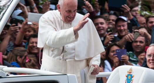 Vatikanet etterforsker journalister