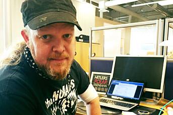 Først ble Kjetil Rolness stengt ute fra Facebook. Nå har Egon Holstad lovet nettsamfunnet å være snill