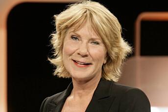 Anne Grosvold skulle egentlig interjvue Telenor=sjefen på konsernets julemiddag. Det skal hun ikke lenger. – Jeg er ikke komplett idiot heller