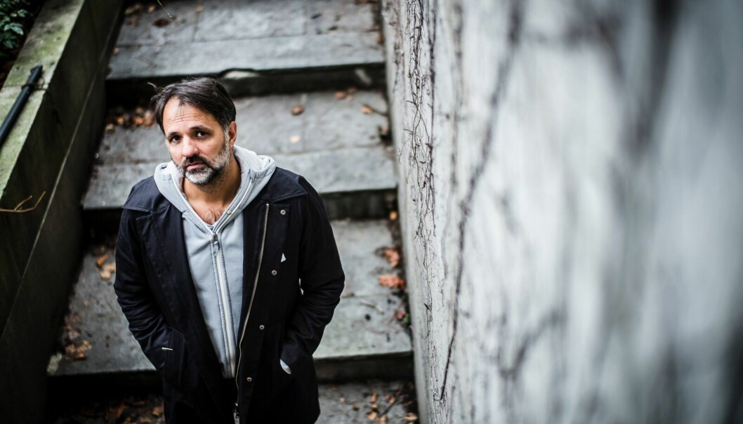 Ulrik Imtiaz Rolfsen. Foto: Erlend Berge
